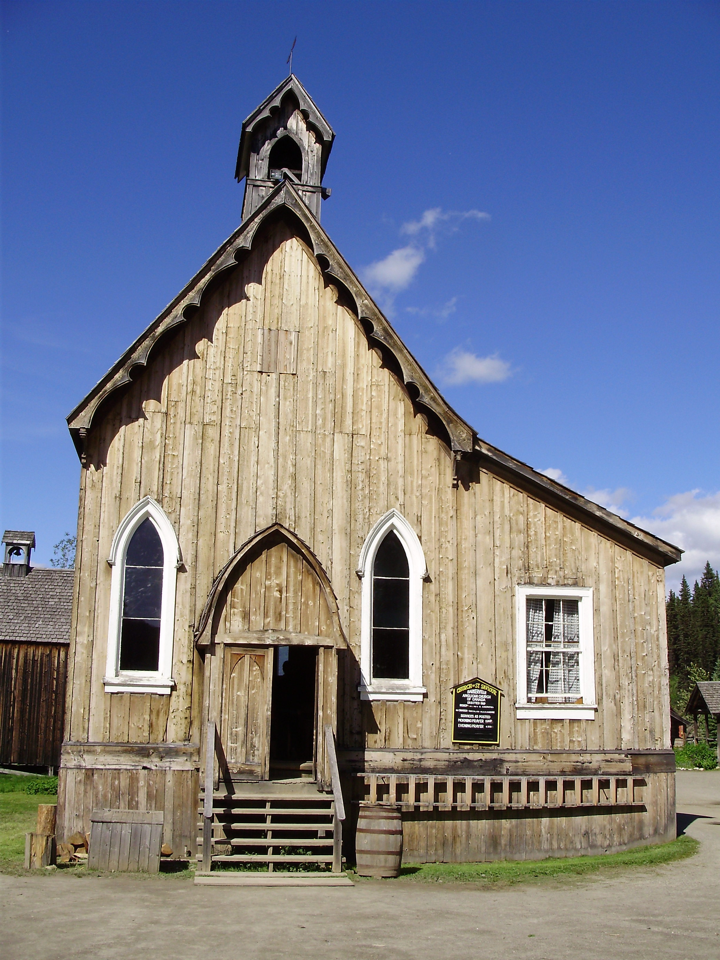 You Need to go to Barkerville | The Historyphile